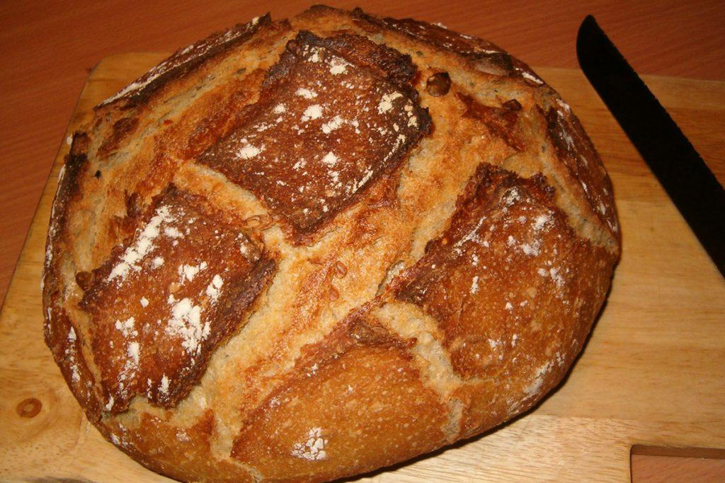 Pain au levain vs levure chimique manger m diterran en - Recette pain levure chimique ...