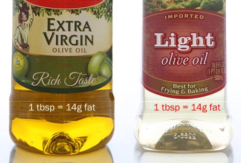 Huile Olive light