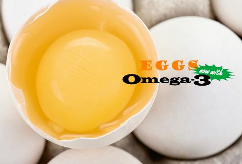Omega-3 ajoute