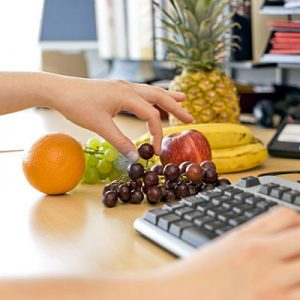 Fruits au travail