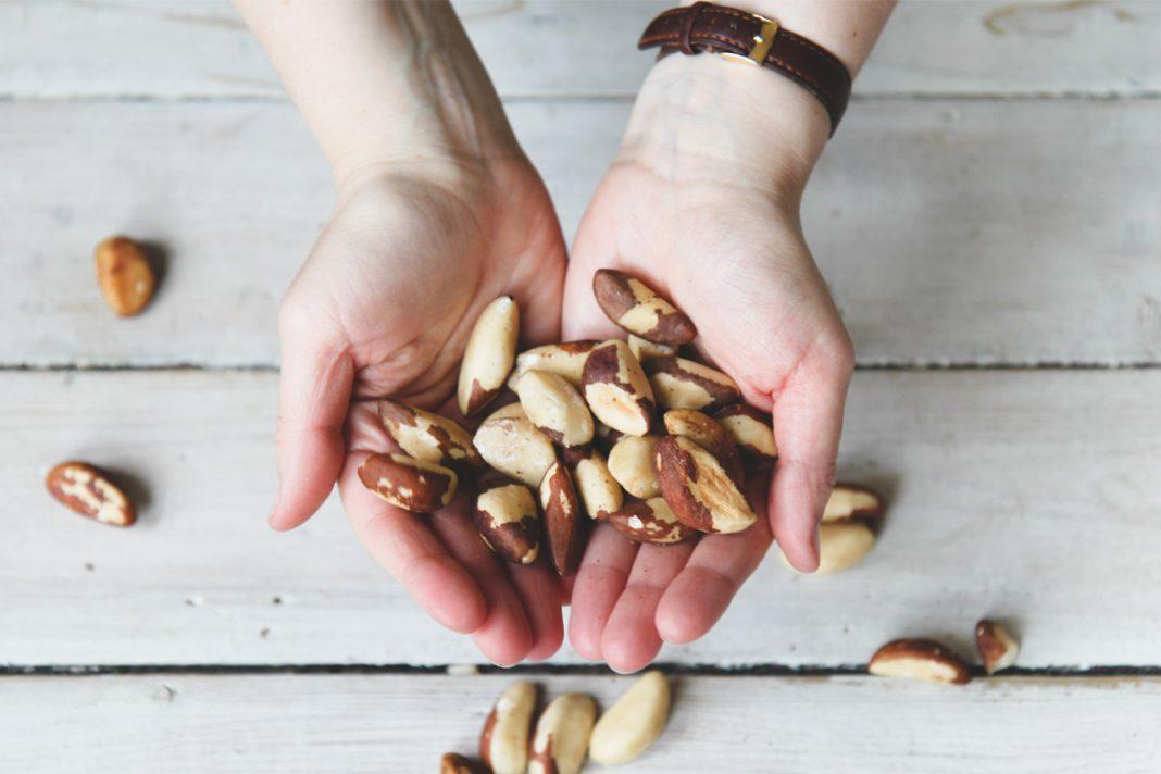 Les noix du Brésil, pour le bon fonctionnement de la thyroïde