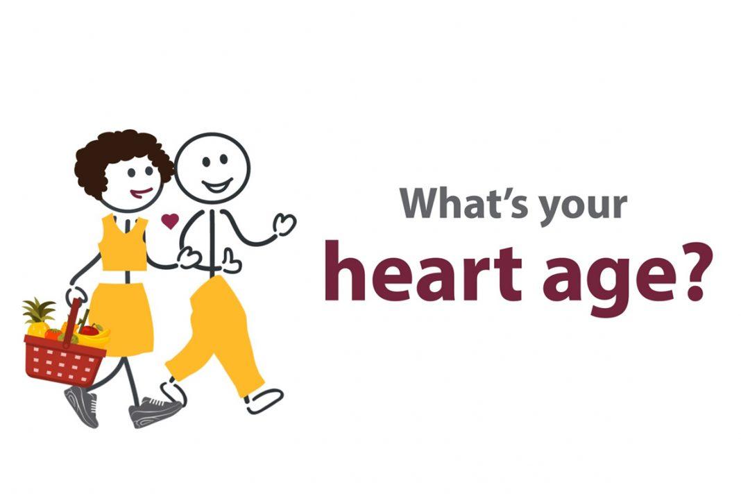 Quel âge a votre cœur ?