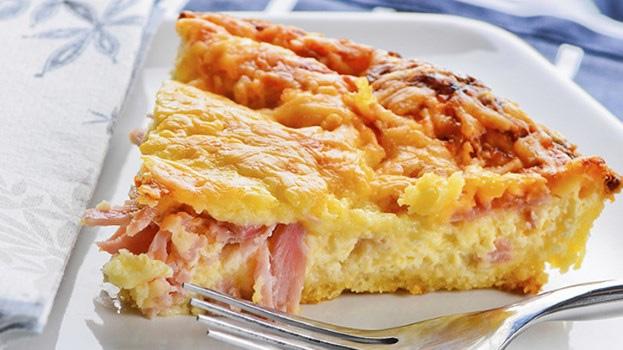 Casserole-de-jambon-fromage