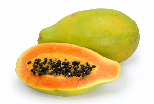 Les-papayes-et-les-mangues
