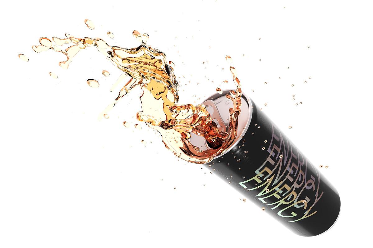Que contiennent les boissons énergisantes ?