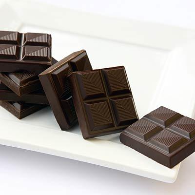 Du chocolat noir pour freiner le stress induit par l exercice