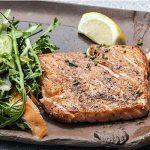 Du saumon pour construire le muscle
