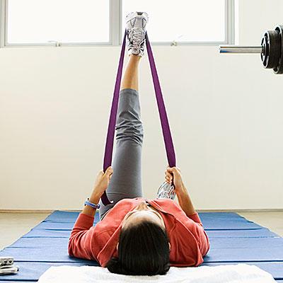 Essayez un gadget de gym
