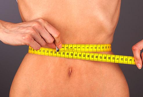Etre en sous poids