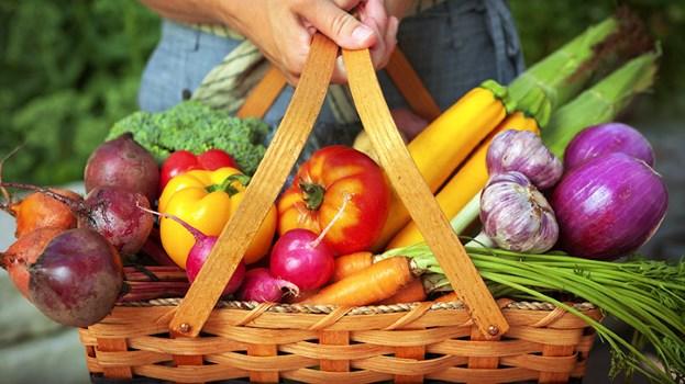 Faites le plein des fruits et legumes