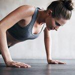 Glissez des exercices tout au long de votre journee