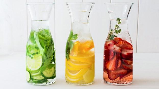 Hydratez-vous avec l eau et autres liquides