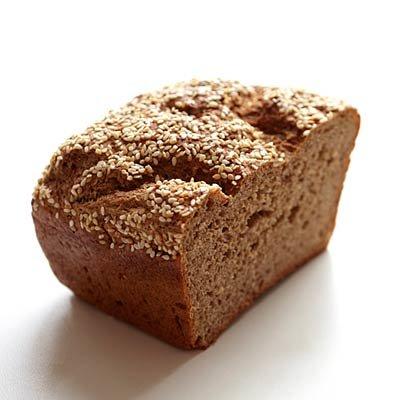 Le pain de ble entier