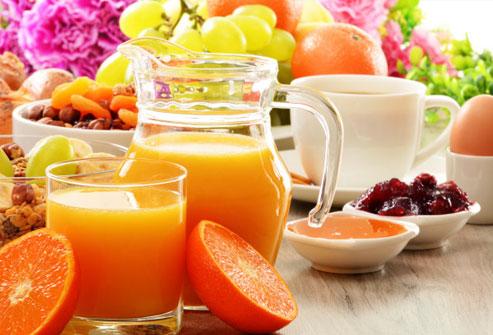 Le petit déjeuner qui lutte contre le cancer