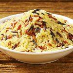 Le riz sauvage