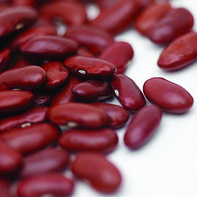 Les haricots rouges