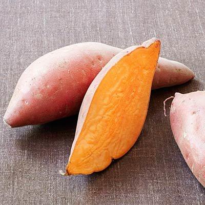 Les patates douces