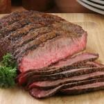 Lundi-De la viande et des patates douces