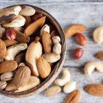 Mangez des noix pour une haute teneur en calories