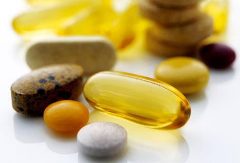 Ne comptez pas sur les supplements