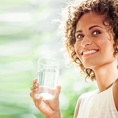 Optez pour le fameux H2O