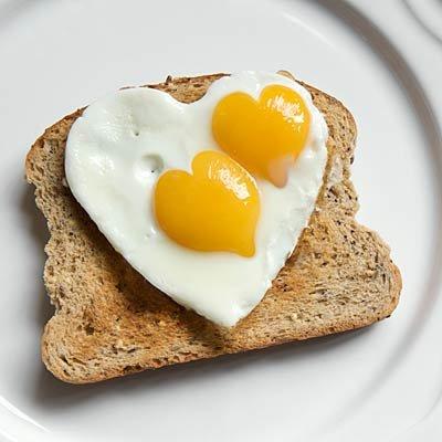 Prenez le petit dejeuner