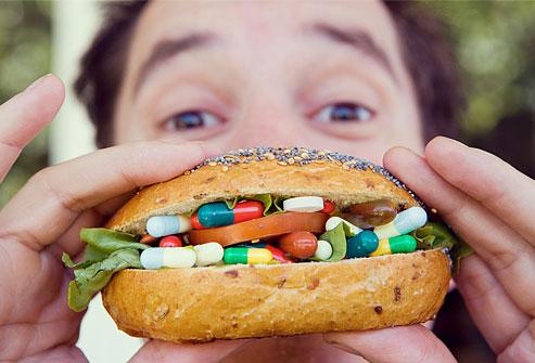 vitamines mineraux et supplements