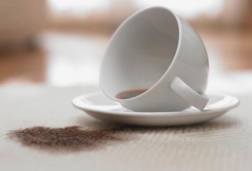 Boire du cafe