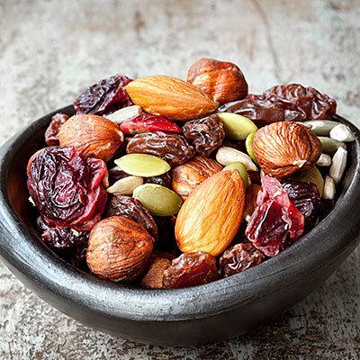 Granola-fruits a coques