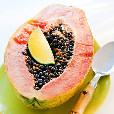 Les papayes