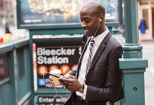 Les telephones portables