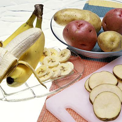 Mangez des bananes