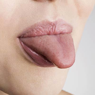 Votre langue semble bizarre