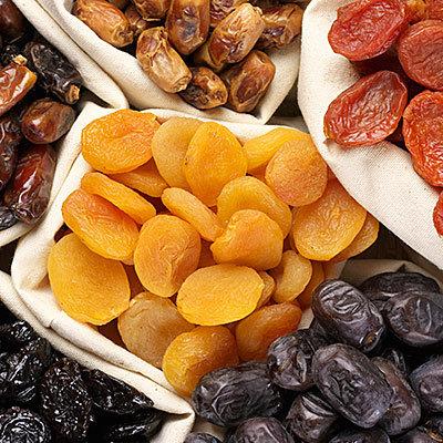bonbons gelifies-fruits secs