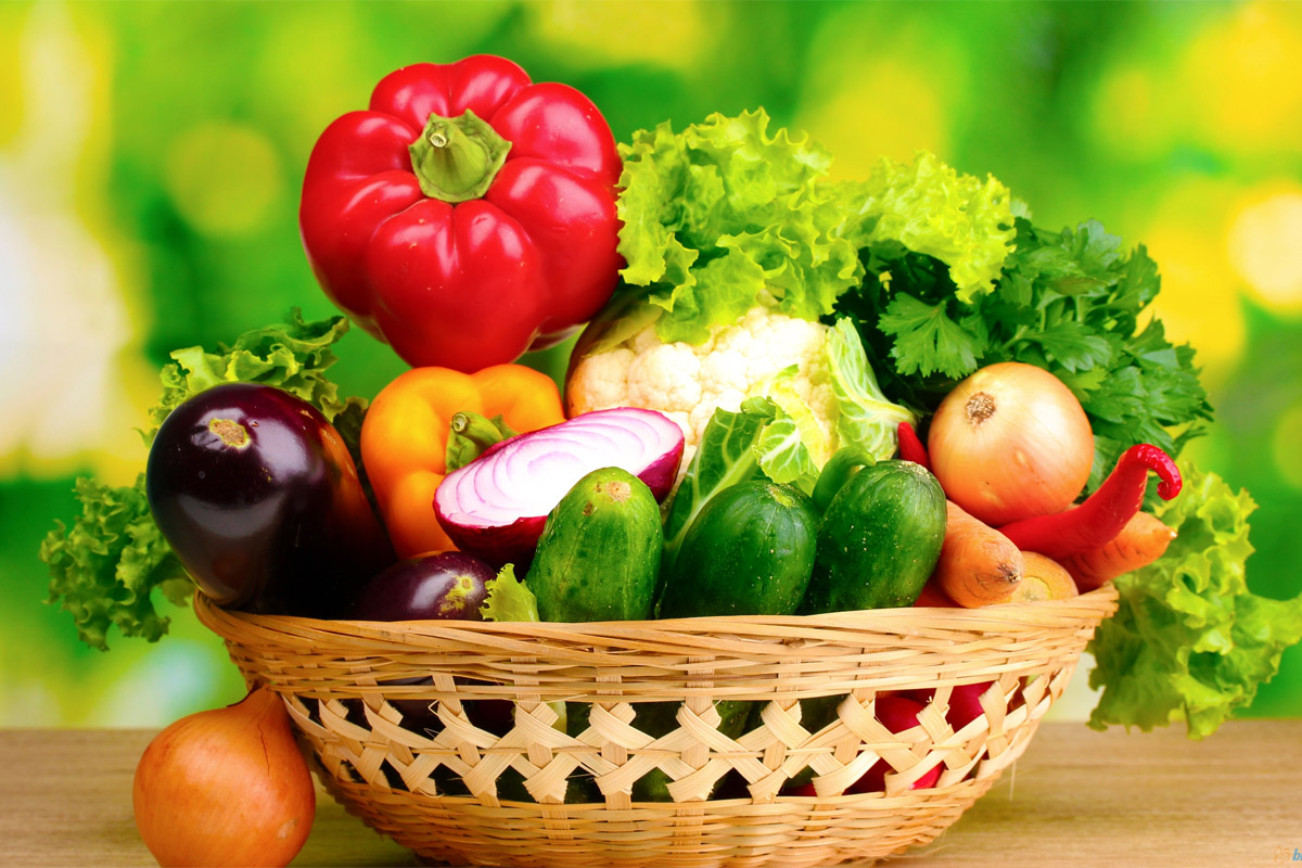 Top 25 des aliments les moins caloriques !
