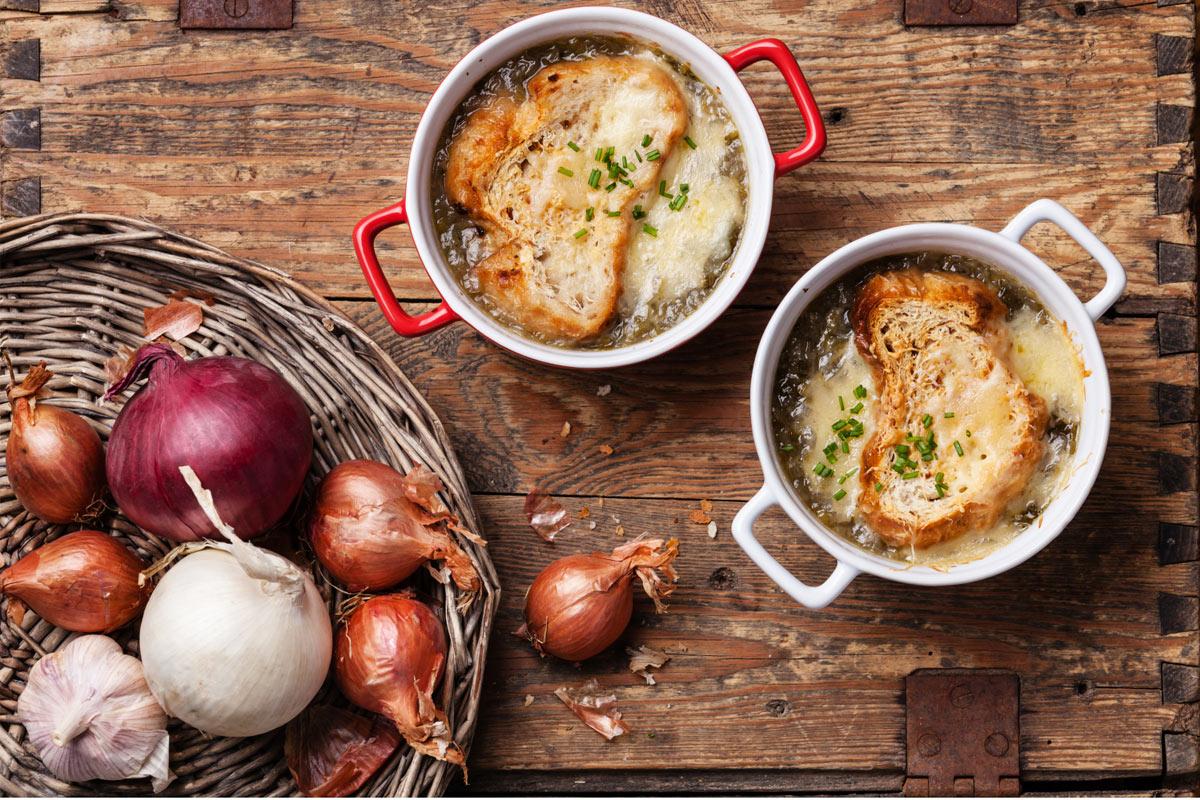 Comment incorporer plus d'oignon dans votre alimentation ?