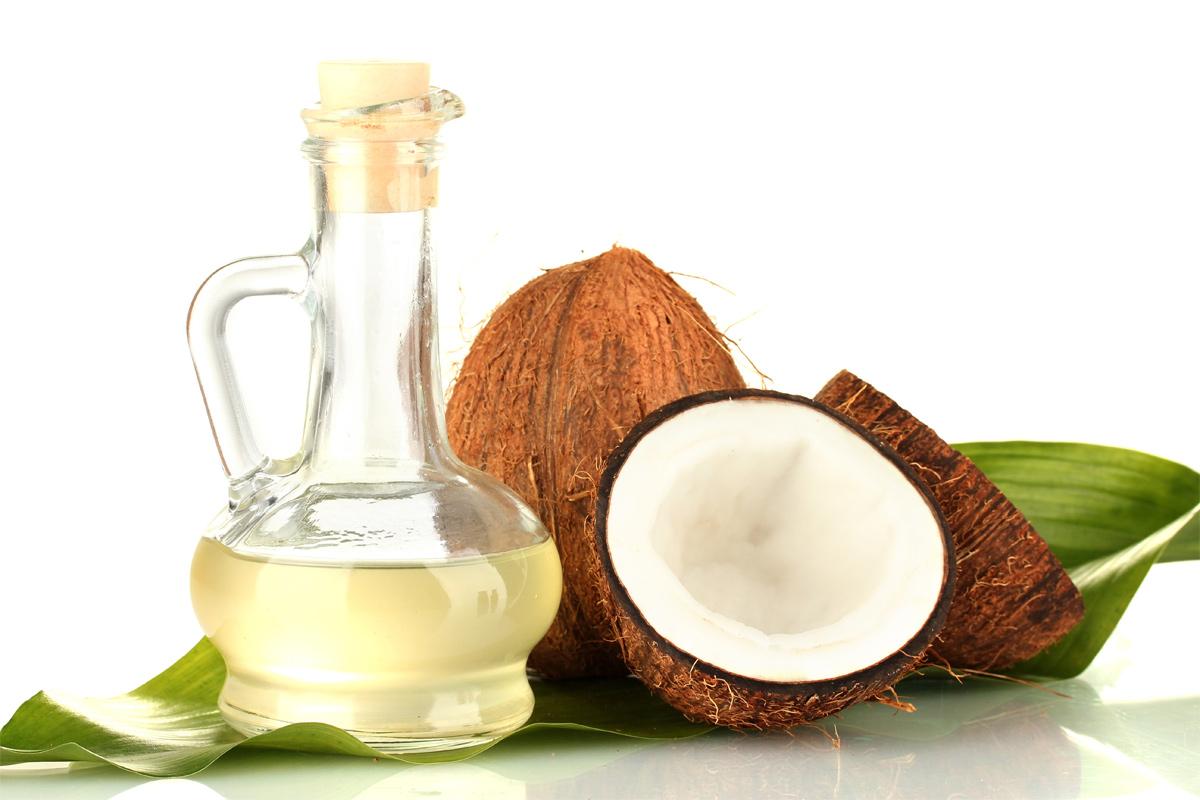 Les vertus de l'huile de coco