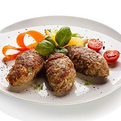 pain de viande boeuf-dinde