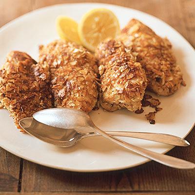 poulet frit-poulet cuit