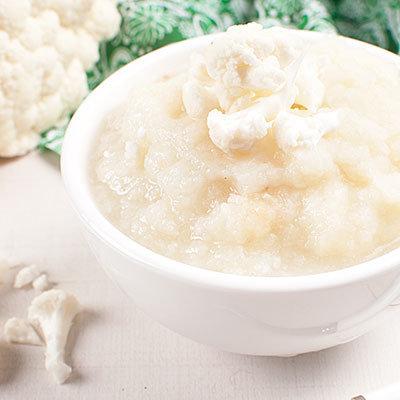 puree pommes de terre-chou-fleur