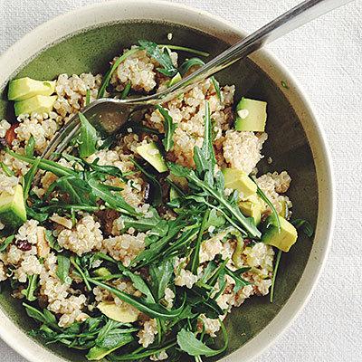 riz blanc-quinoa