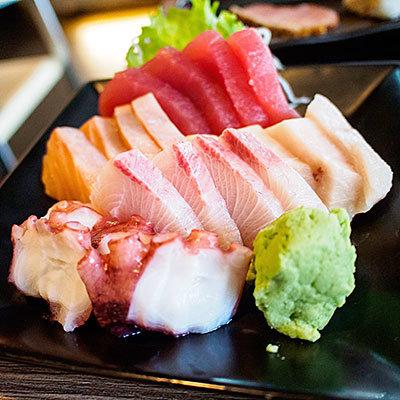 sushi-ashimi