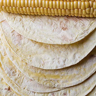 tortillas farine blanche-mais