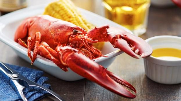 Les crustaces pour controler vos portions
