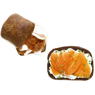 Les sandwichs rassasiants