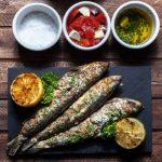Les sardines pour le gout