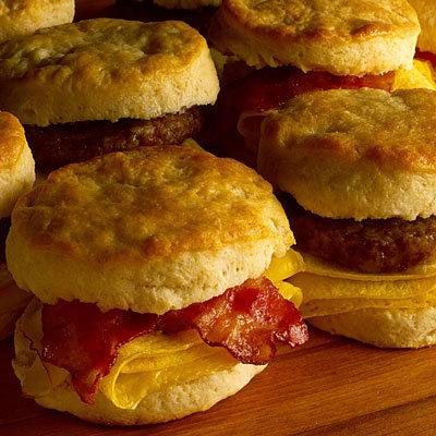 sandwiches petit dejeuner