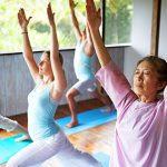 Devenir flexible avec le yoga