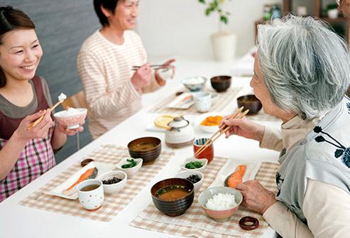 Les petites portions au Japon
