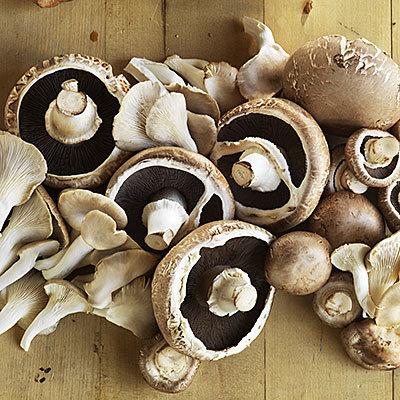 Mangez quelques champignons